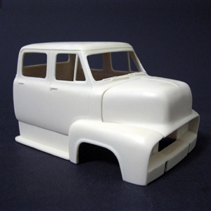 1953 Ford 4-door Cabover (1/25) (body and hood only)