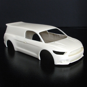 2015  Ford Mustang Cab Forward Sedan Delivery Truck (1/25)