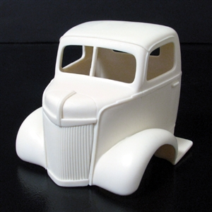 1941 Ford Cab over (1/25) (cab and grill only)