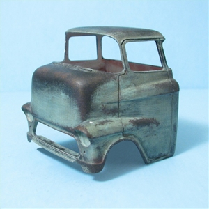 50's Chevy Truck Cab (1/25) (cab only)