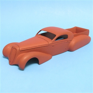 1940 Cord Custom Truck (1/25) (body and hood only)