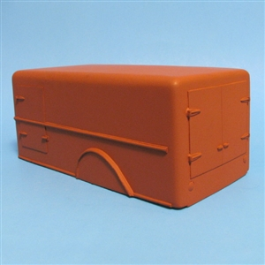 1950's Refrigerated Cargo Box (1/25)