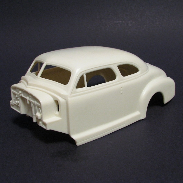 1947 Chevy Coupe Chopped Top (1/25) (body Only