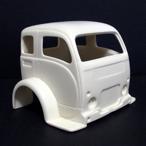 1950's White Truck cab over (1/25)