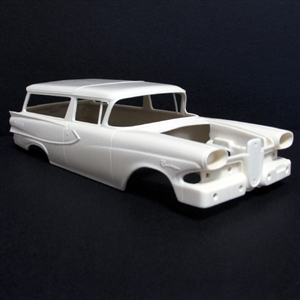 1958 Edsel Roundup 2 door Wagon (1/25)