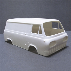 "1961 -'67 Ford Econoline Van (1/25) ""Resin Body"""