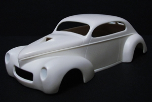 1941 Willys Custom Fastback for Revell Kits (1/25)