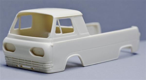 1961 -'67 Ford Econoline 3 Window Pickup (1/25)