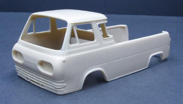1961 -'67 Ford Econoline 5 Window Pickup (1/25)