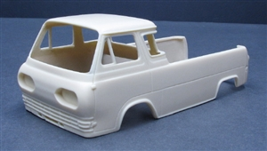 "1961 -'67 Ford Econoline 5 Window Pickup (1/25) ""Resin Body"""