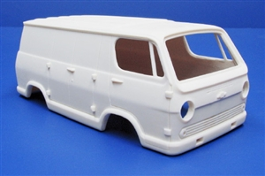 "1964-'66 Chevy Van (1/25) ""Resin Body"" and Parts"