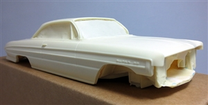 1961 Olds Super 88 2-Door Hard Top (1/25)