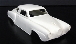 1951 Studebaker bullet nose Starlight coupe (1/25)