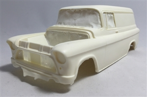 1955-57 Chevy panel delivery (1/25)