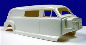 1948 Chevy Barnette Hearse (1/25) (Body Only)