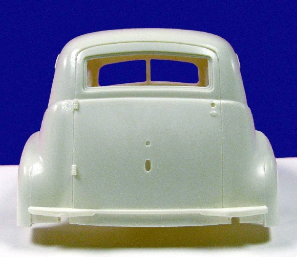 1948 Chevy Barnette Hearse (1/25) (Body Only