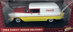 1955 Chevy Sedan Delivery 'Coca-Cola' Diecast (1/18) (fs)