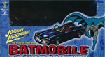 1960's Batmobile 'DC Comic Book Version' Die-cast Kit (1/24) (fs)