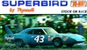 1970 Plymouth Superbird (2 'n 1) Stock or #43 Richard Petty (1/25) (fs)