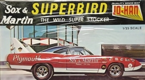 "1970 Plymouth Sox & Martin Superbird ""The WIld Super Stocker"" (1/25) See More Info"