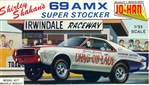 "1969 AMX Super Stocker Shirley Shahan's ""Drag-On Lady"" (1/25) (fs)"