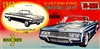 1962 Oldsmobile Cutlass F-85 Hardtop (3 'n 1) Stock, Customized or Drag (1/25) MINT