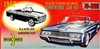 1962 AMC Rambler American Convertible (3 'n 1) Stock, Drag or Track (1/25) MINT