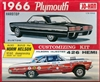 1966 Plymouth Fury III (3 'n 1) Stock, Custom or Racer (1/25) See More Info