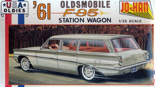 1961 Oldsmobile F 85 Station Wagon 1 25 Fs