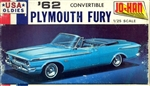 1962 Plymouth Fury Convertible (1/25) (fs)