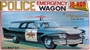 1960 Plymouth 4-Door Station Wagon  (2 'n 1) Stock or Police Wagon (1/25)