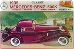 1935 Mercedes-Benz 500K Roadster Limousine Gold Cup Issue (1/25) (fs)