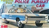 1968 Plymouth Fury Police Car (1/25) (fs)