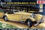 1934 Mercedes-Benz 500K Special Sports Roadster (1/25) (fs) '67 Issue