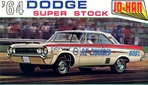 1964 Dodge Super Stock Dragster (1/25) (fs)