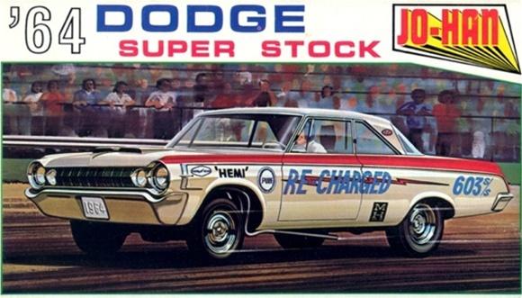 1964 Dodge Super Stock Dragster 1 25 Fs