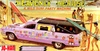 1966 Cadillac Heavenly Hearse (2 'n 1) Stock Hearse or Wild Party Machine (1/25) (fs)