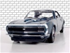 1969 NICKEY STREET CAMARO-ONLY 1500 MADE(1/18) Rare Diecast  (fs)