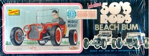 1920's Ford Model T 'Beach Bum Roadster' (3 'n 1) (1/32) (fs)