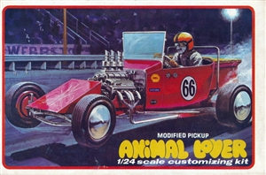 1934 Ford Pickup Roadster Street Rod 'Animal Lover' (1/24) 1970 Issue