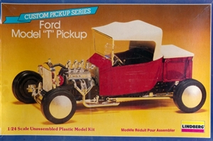 "Ford Model ""T"" Pickup (1/24)"
