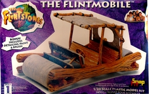 The Flintstones Flintmobile Snap Kit (1/20) (fs)