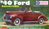 1940 Ford Convertible (1/32) (fs)