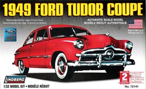 1949 Ford Tudor Coupe (1/32) (fs)