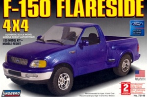 1997 Ford F-150 Flairside Pickup (1/25) (fs)