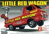 1965 Dodge A-100 Pickup Little Red Wagon (2 'n 1) (1/25) (fs)