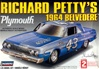 1964 Richard Petty Belvedere (1/25) (fs)