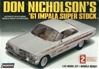 1961 Chevy Impala Dyno Don's Super Stock (1/25) (fs)