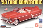 1953 Ford Convertible with Continental kit (1/25) (fs)