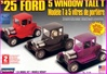 1925 Ford 5 Window Tall T (1/24) (fs)